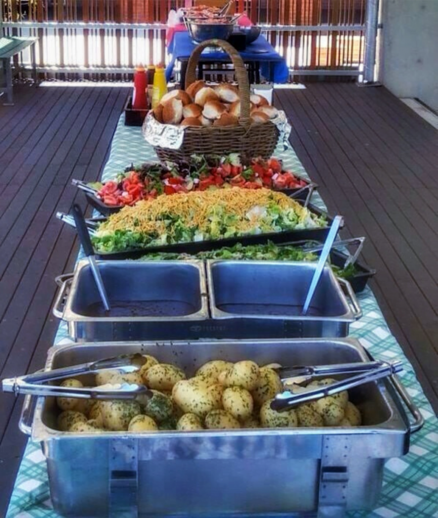 Swagmans' Buffet Catering